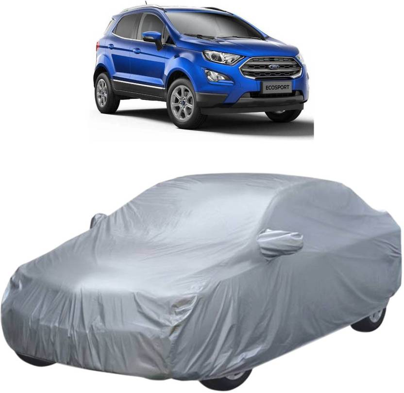 Adroitz Car Cover For Ford Ecosport With Mirror Pockets
