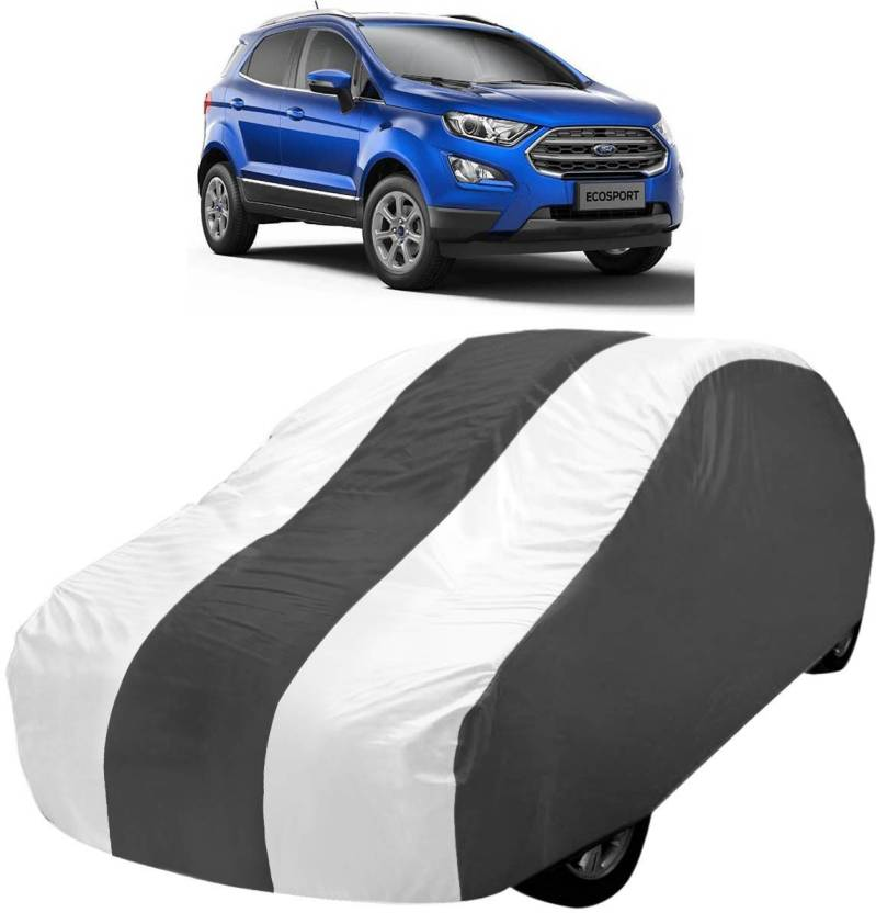 Adroitz Car Cover For Ford Ecosport Without Mirror Pockets