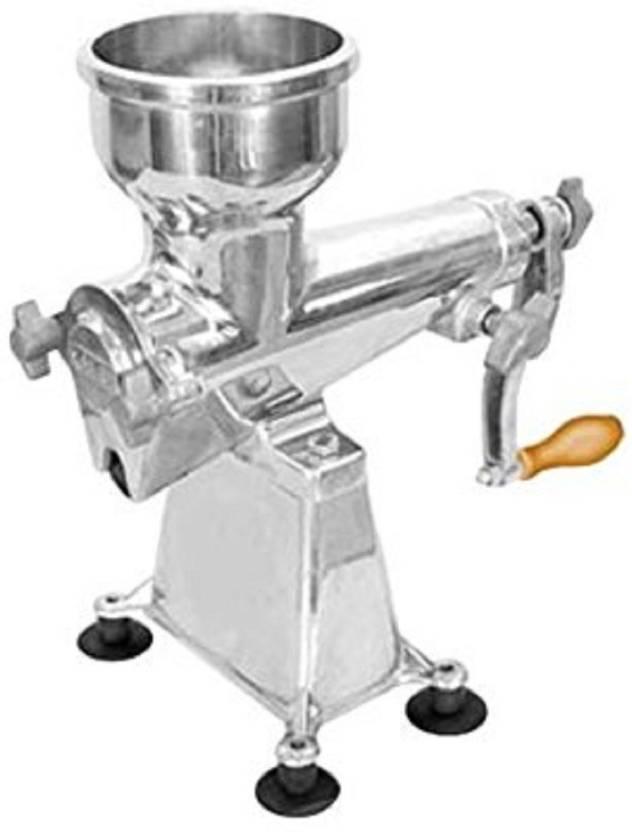 Jagjeet 16 Aluminium Hand Juicer Silver Pack Of 1