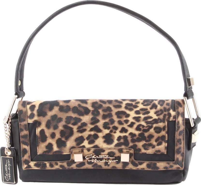 Buy Christian Audigier Hand-held Bag Black Online   Best Price in ... 3f05ffeba97cd