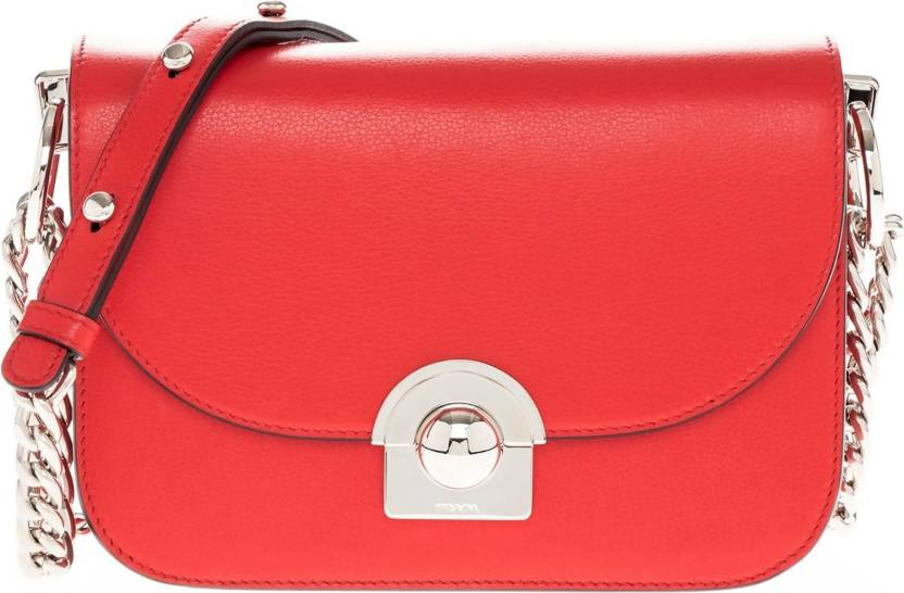 551407fe52 Buy Prada Sling Bag Red Online   Best Price in India
