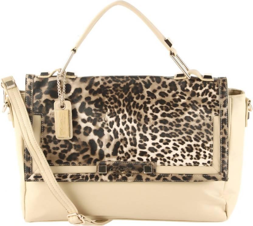 Buy Christian Audigier Messenger Bag Beige Online   Best Price in ... 88b83fd01a2a6