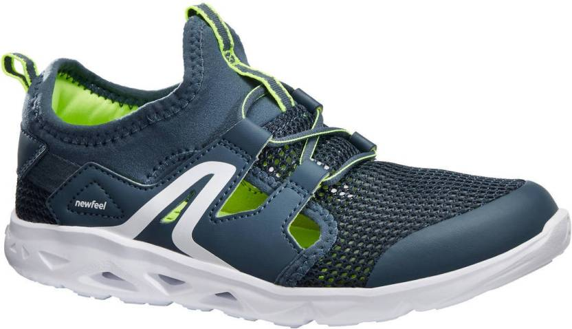4a63381e52f NEWFEEL by Decathlon Boys & Girls Lace Walking Shoes Price in India ...