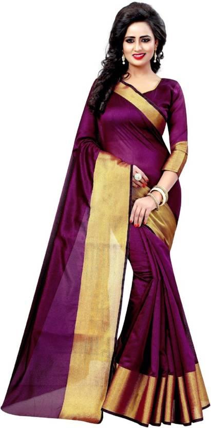 ef389e411bcd4b Buy FabDesire Woven Bollywood Cotton