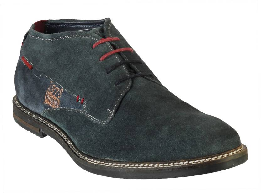 f9442b8e18543 Bugatti Bugatti - U Pro Blue casual Shoes for (Men) size13 Boots For Men ( Blue)