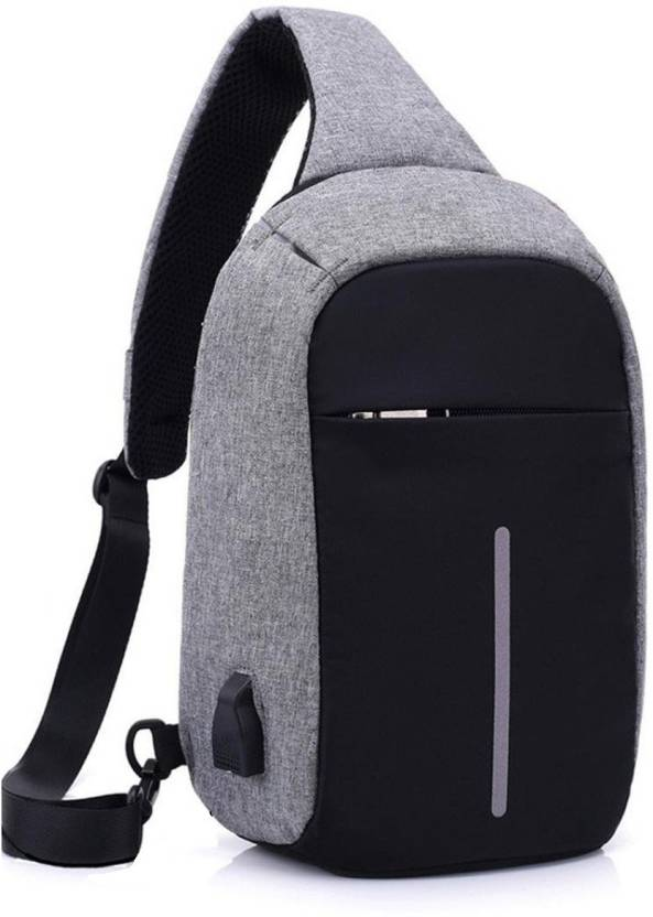 d0ab5f7ebd07 AllExtreme Anti theft Backpack Business Mini Laptop Bag with USB Charging  Port Waterproof School College Travel Hiking Camping Organizer ...