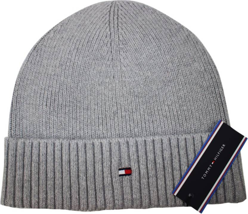 Tommy Hilfiger Beanie Cap - Buy Tommy Hilfiger Beanie Cap Online at Best  Prices in India  fd85705ab7a