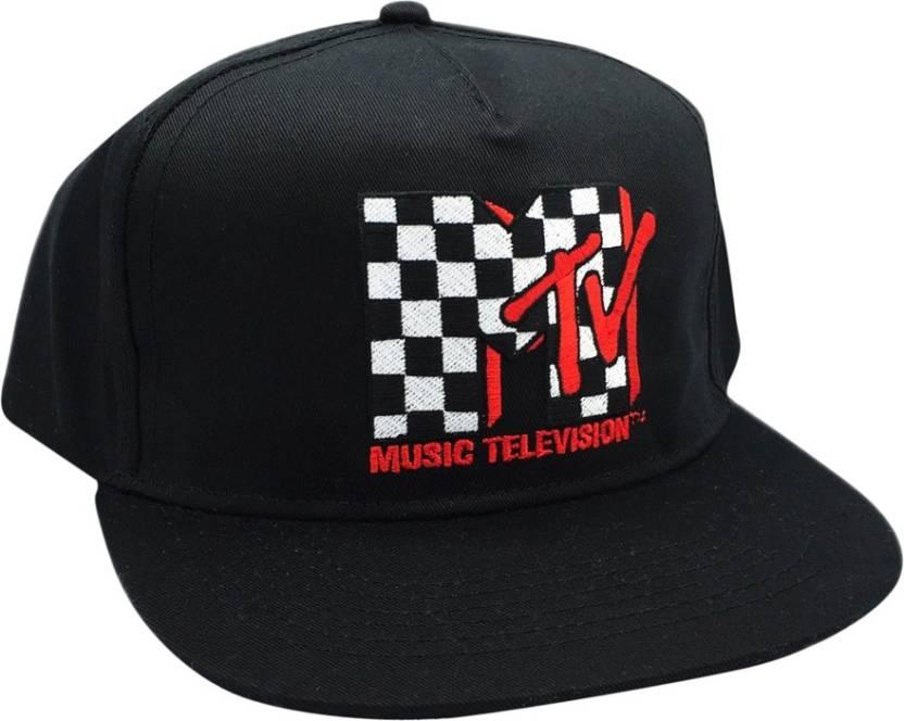 MTV Baseball Cap - Buy MTV Baseball Cap Online at Best