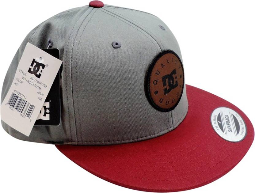 79afac0b2e5 DC Shoes Flat Cap - Buy DC Shoes Flat Cap Online at Best Prices in India