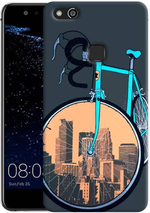 buy online f7156 6e434 iShoppe Back Cover for Huawei P10 Lite - iShoppe : Flipkart.com