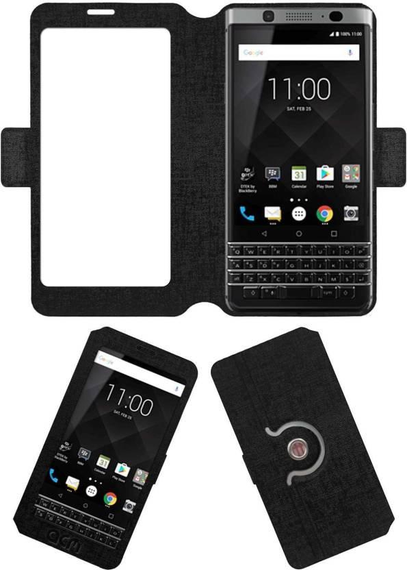 quality design 14fc8 09002 ACM Flip Cover for Blackberry Keyone - ACM : Flipkart.com
