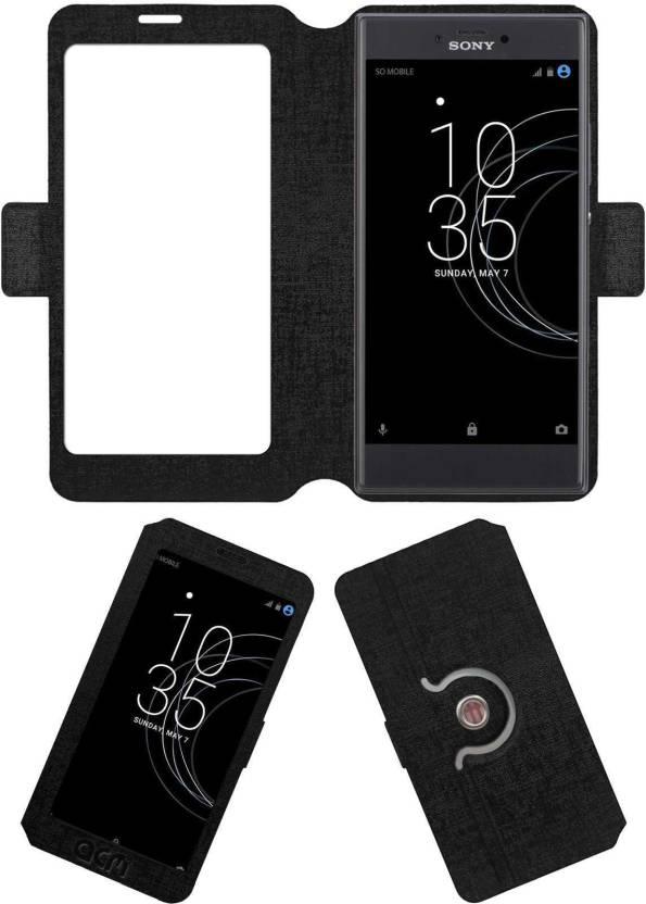 brand new 24f74 7d955 ACM Flip Cover for Sony Xperia R1 Plus - ACM : Flipkart.com