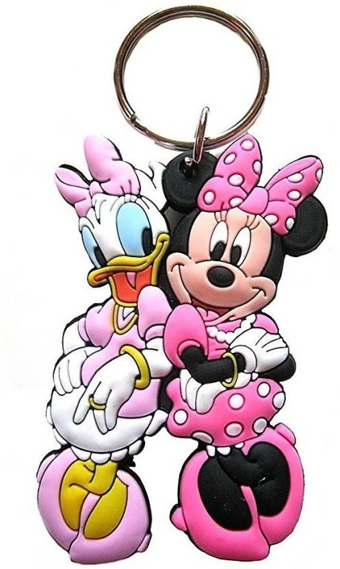 Gct Double Sided Minnie Mouse And Daisy Duck Walt Disney Female