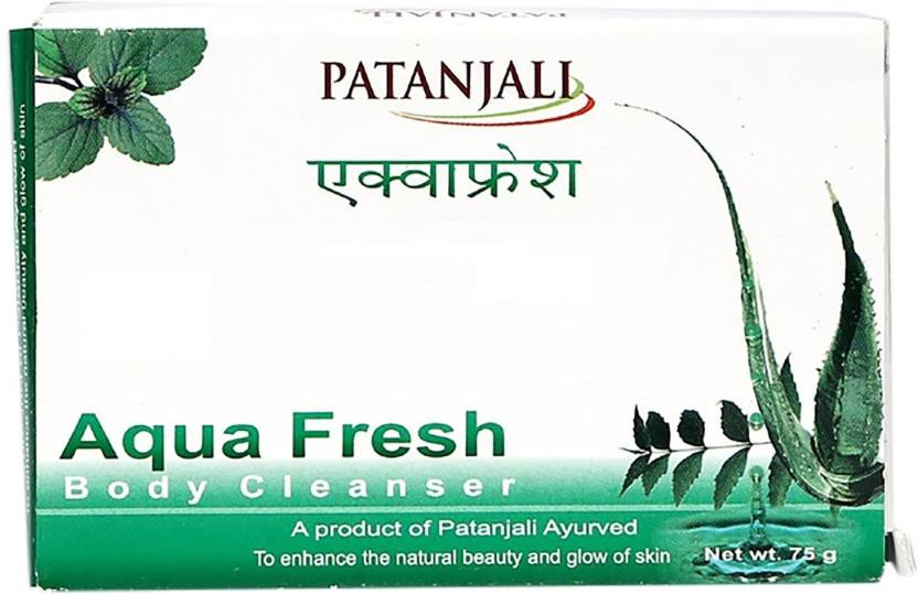 5 Pcs Original Patanjali Soap Kanti Neem-75gm For Glowing Skin Free Shipping Bath & Body