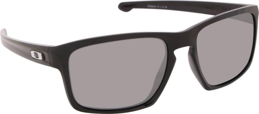 507e02babf Buy Oakley Rectangular Sunglass Grey For Men   Women Online   Best ...