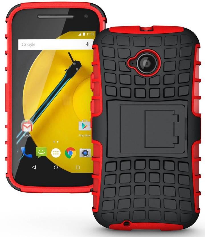 G V C  Back Cover for Motorola Moto E (2nd Gen) 4G, Motorola Moto E (2nd  Gen) 3G
