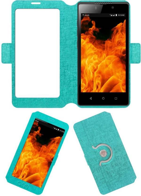sale retailer 2a558 f4db4 ACM Flip Cover for Lyf Flame 8 - ACM : Flipkart.com