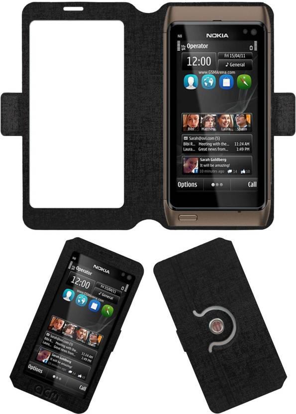the latest 7c8e4 25cc8 ACM Flip Cover for Nokia N8 - ACM : Flipkart.com