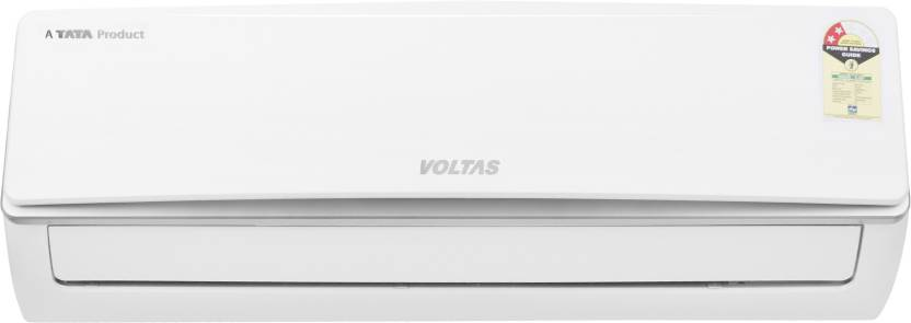 f1a4fc348 Voltas 1.5 Ton 2 Star BEE Rating 2018 Split AC - White