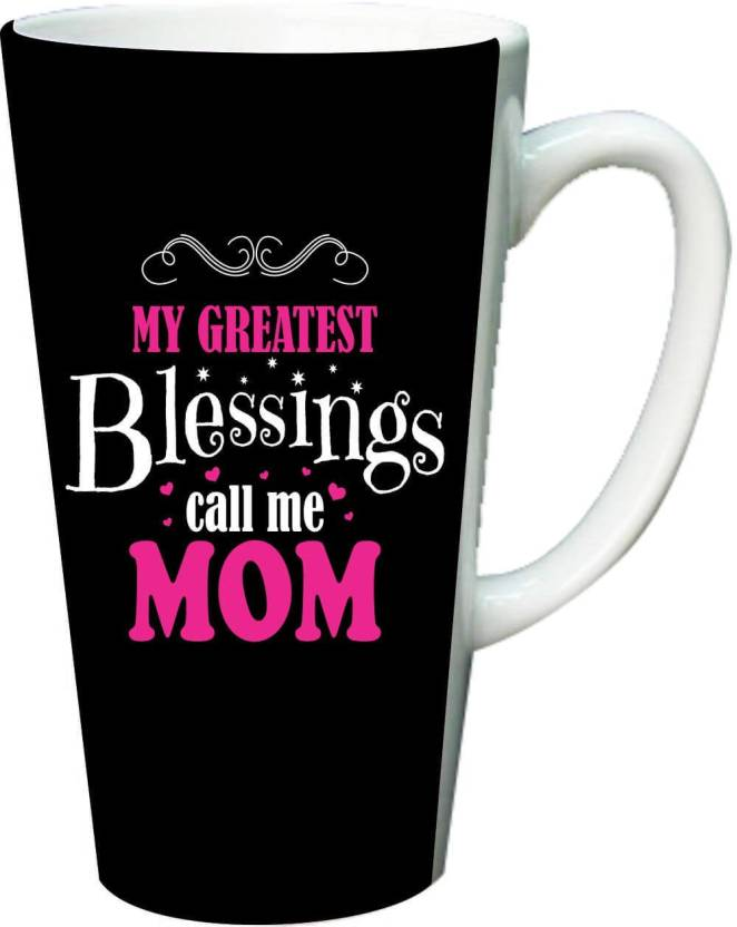 Giftsmate Birthday Gifts For Mom Mother Greatest Blessing Call Me Latte Coffee