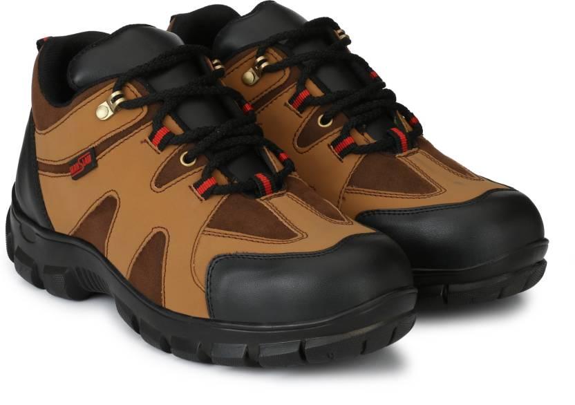 ea3c469f077 Manslam Safety Shoe with Steel Toe Boots For Men - Buy Manslam ...