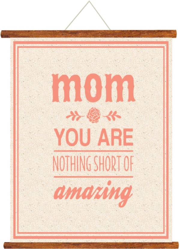 Giftsmate Mothers Day Greeting Cards Amazing Mom Scroll Card For Mom