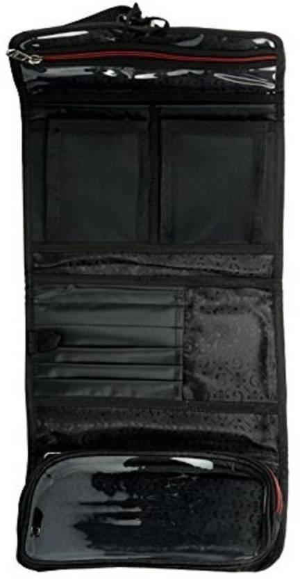 4107c67f61 Iktu Premium Hanging Toiletry Bag Travel Kit for Men and Women ...