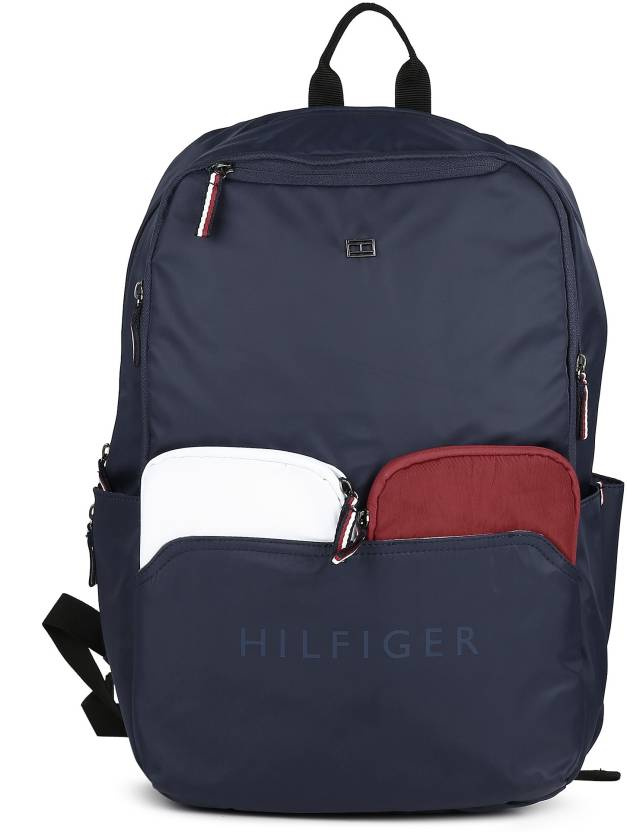 8ea55c84f Tommy Hilfiger CLOVE 20.0 L Backpack NAVY - Price in India ...