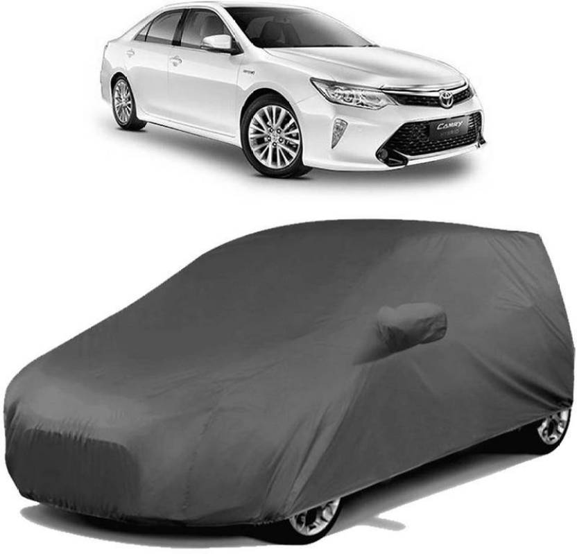 Autokraftz Car Cover For Toyota Camry With Mirror Pockets Price In