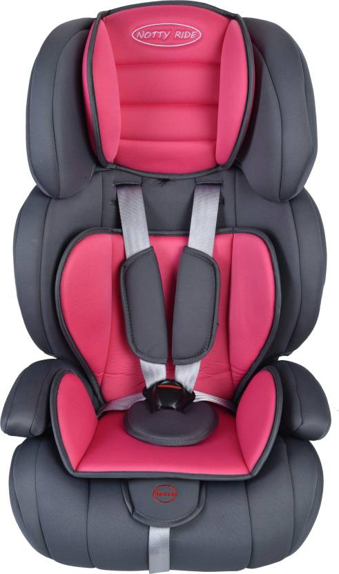 Notty Ride Baby Car Seat PINK Booster