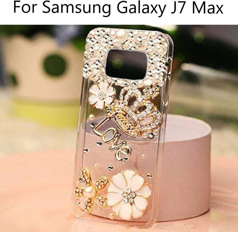 KC Back Cover for Samsung Galaxy J7 Max