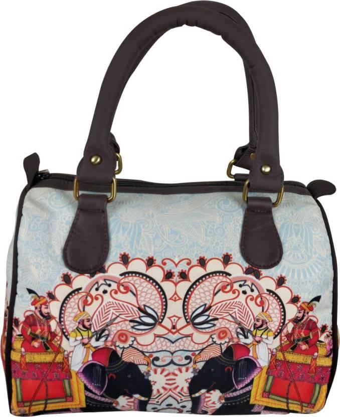 b5132baee9 Buy Chelsey Chelsey Hand-held Bag Multicolor Online   Best Price in ...