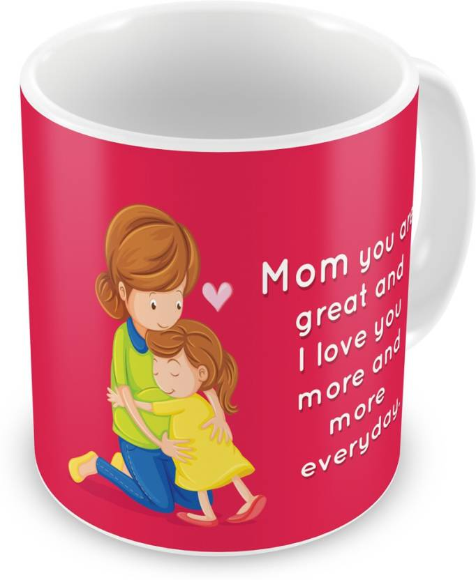 Indigifts Decorative Gift Items Mom You Are Great Mothers Day For Mummy Mother In Law Grandmom Best Birthday