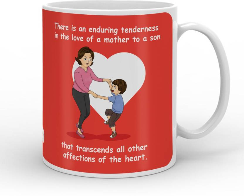 Indigifts Decorative Gift Items Mother And Son Affection Mothers