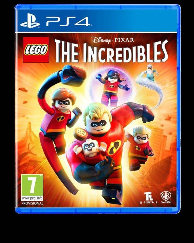 109849725738 LEGO The Incredibles Price in India - Buy LEGO The Incredibles ...