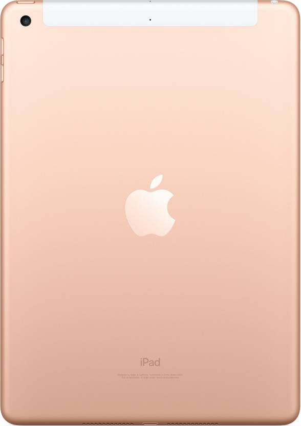Apple iPad (6th Gen) 128 GB 9.7 inch with Wi-Fi+4G (Gold)