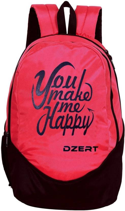 Dzert School Bag College Style Backpack Boys And S Waterproof