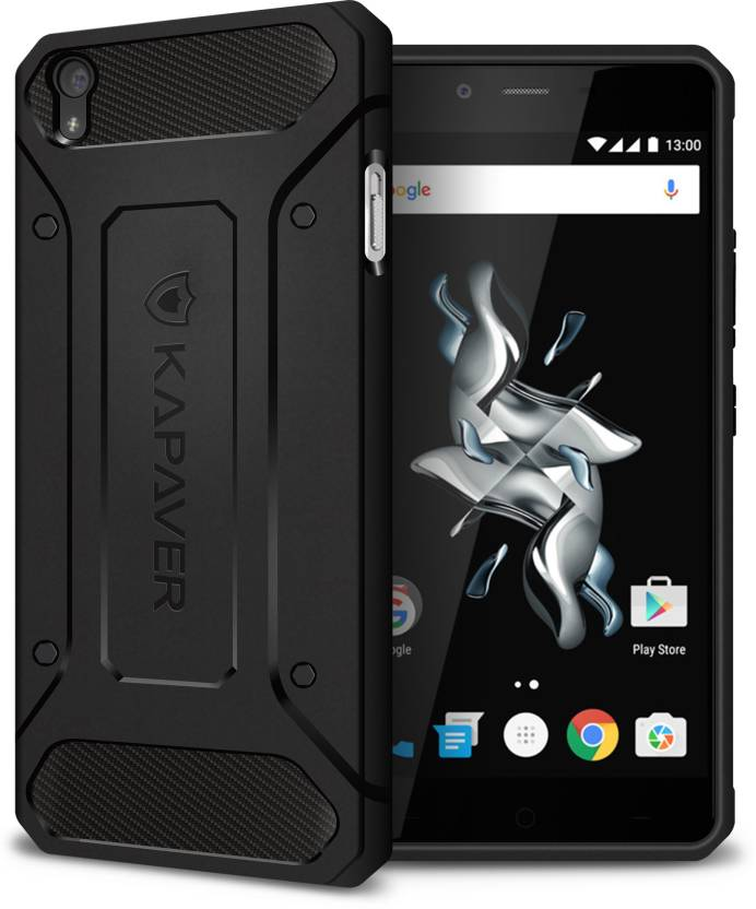 best website 93418 8745a Kapaver Back Cover for OnePlus X