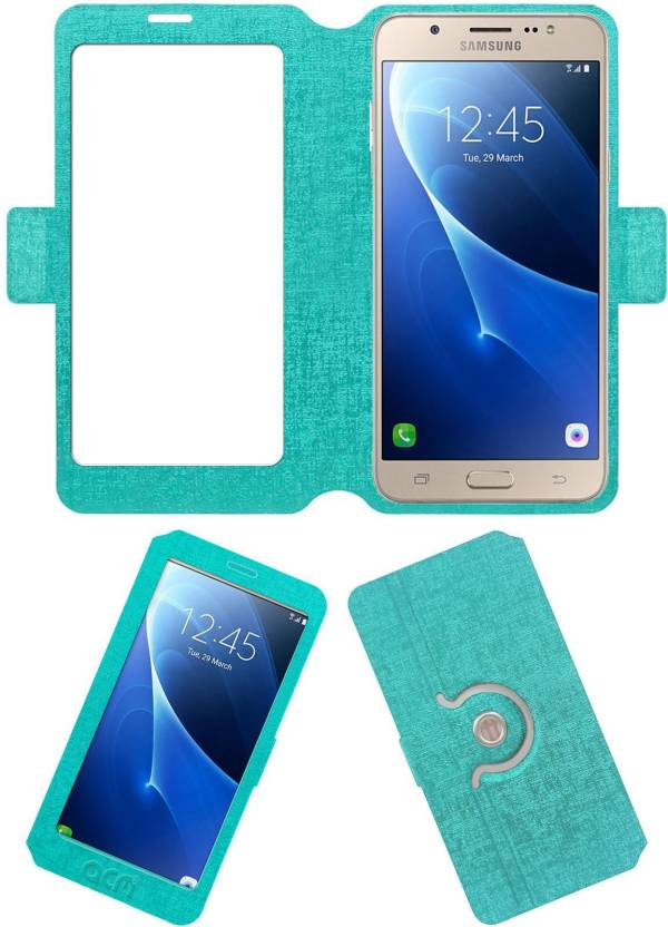 online retailer 925fa aa32f ACM Flip Cover for Samsung Galaxy J7 - 6 (New 2016 Edition)