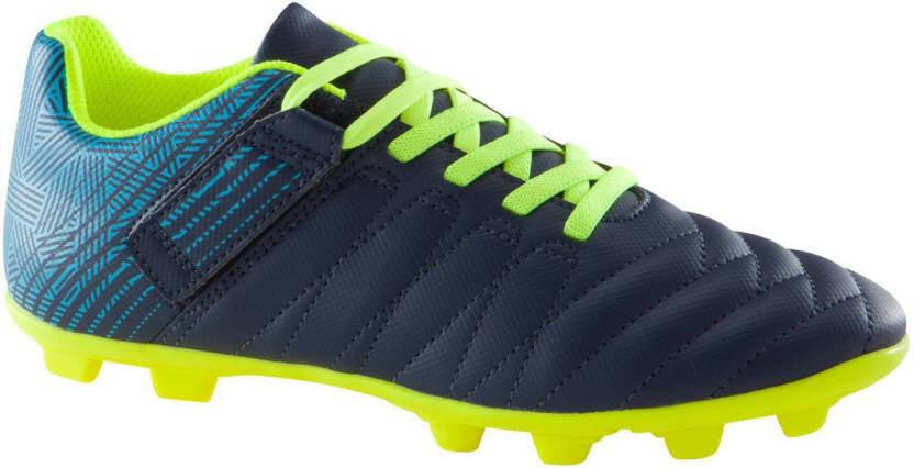 Kipsta by Decathlon Boys & Girls Lace Football Shoes Price