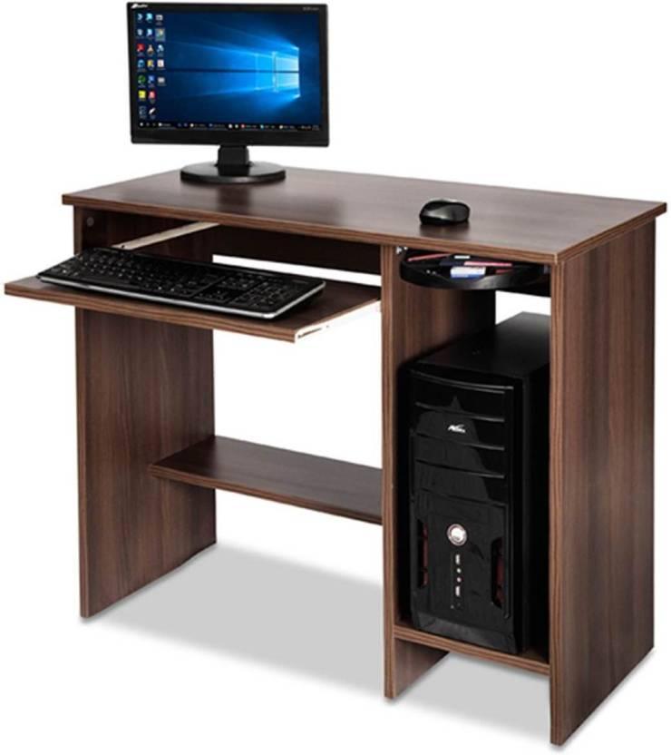 Delite Kom Nice Computer Table Engineered Wood Desk