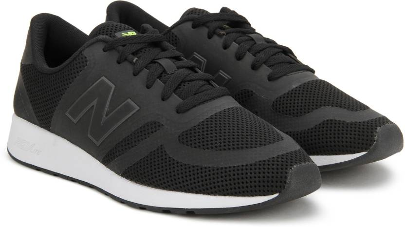 c1c31cb785e3e New Balance 420 Running Shoes For Men - Buy BLACK Color New Balance ...