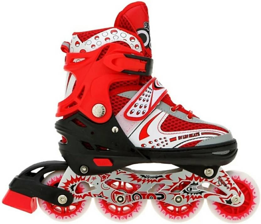 DHAWANI Skating Shoe have different size and with PU LED