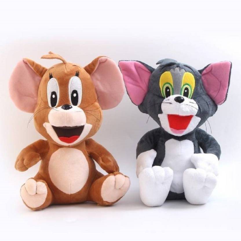Aparnas Tom And Jerry 19cms New Cute Soft Toy Stuffed Cartoon Toy