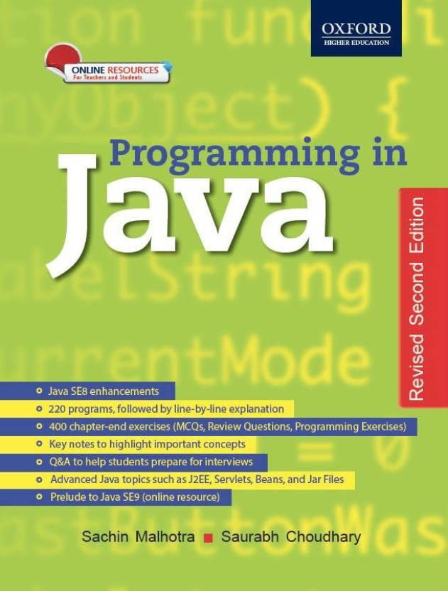 Java Programming Exercises Book