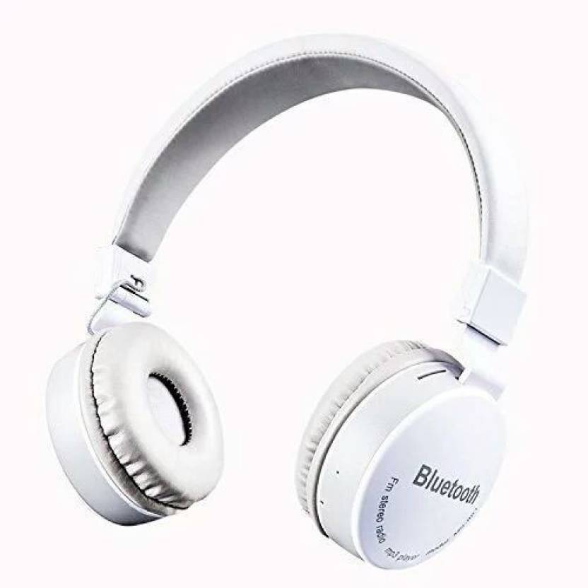 vinimox Full Dolby Sound Bluetooth Wireless Headphone With FM and