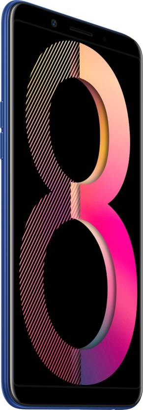 OPPO A83 (2018 Edition) (Blue, 64 GB)(4 GB RAM)
