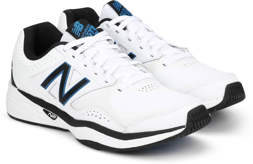 afa14a79f98603 New Balance 824 Training & Gym Shoes For Men - Buy WHITE Color New ...