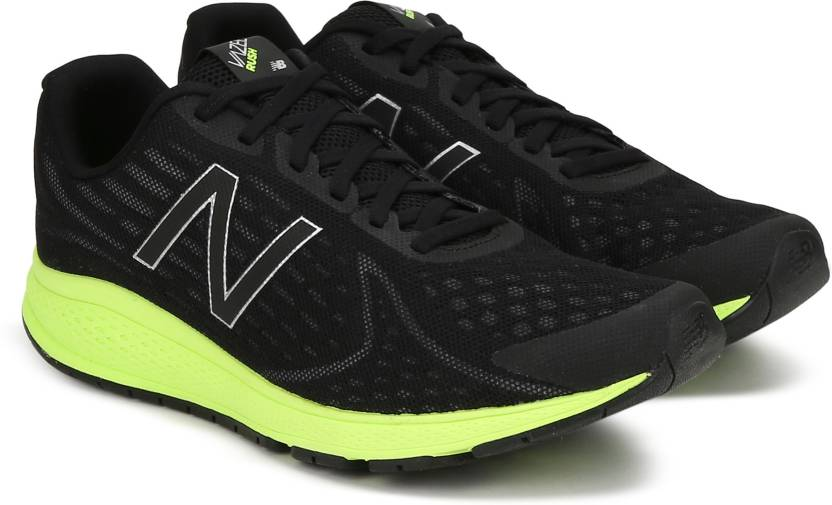 2c69b55f6a3 New Balance Rush Running Shoes For Men - Buy BLACK YELLOW Color New ...