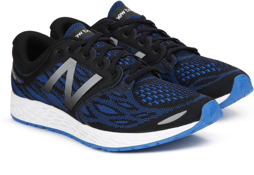 d70759ee5d3d6 New Balance Zante Running Shoes For Men - Buy BLACK BLUE Color New ...